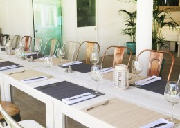 Siroko Beach Marbella | restaurante chiringuito en Costa Bella Playa